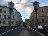 Löwenbrücke St. Petersburg